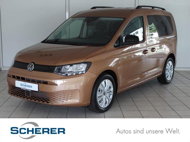 Volkswagen Caddy California California 2.0 l TDi 90kW *Miniküche*, Jahr 2021, Diesel