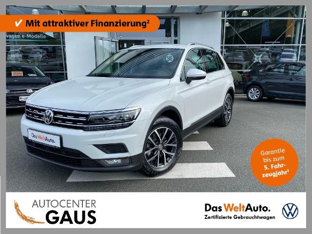 Volkswagen Tiguan Comfortline 1.5 TSI LED Klima Navi AHK, Jahr 2020, Benzin