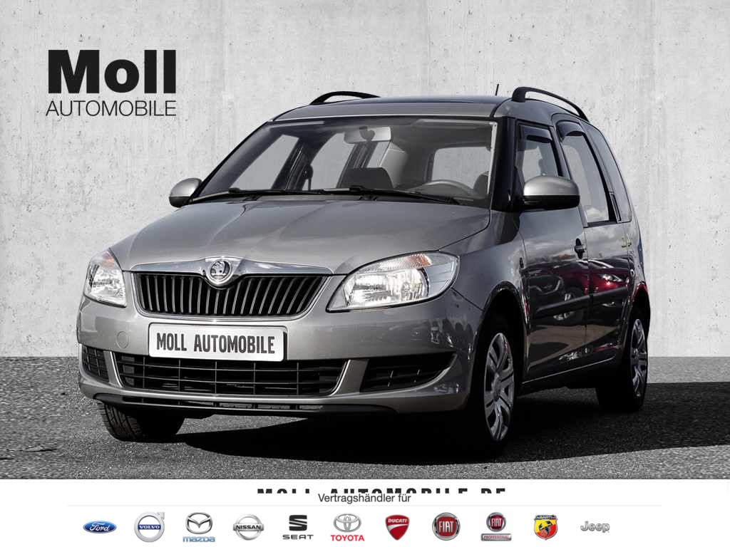 Skoda Roomster 1.2 TSI Ambition PLUS Edition Pano., Jahr 2013, Benzin
