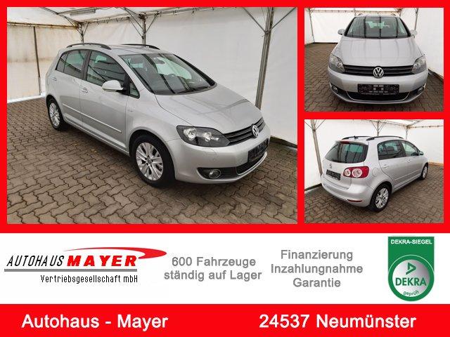 Volkswagen Golf Plus 1.6 TDI LIFE, Navi, eAC, PDC, Alu, Si, Jahr 2013, Diesel