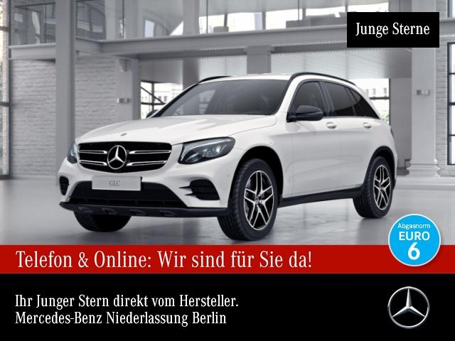 Mercedes-Benz GLC 250 4M AMG LED Night Kamera Navi Totwinkel PTS, Jahr 2017, Benzin