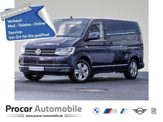 Volkswagen Multivan 2,0 TDI 204PS DSG Business Navi Leder, Jahr 2016, Diesel