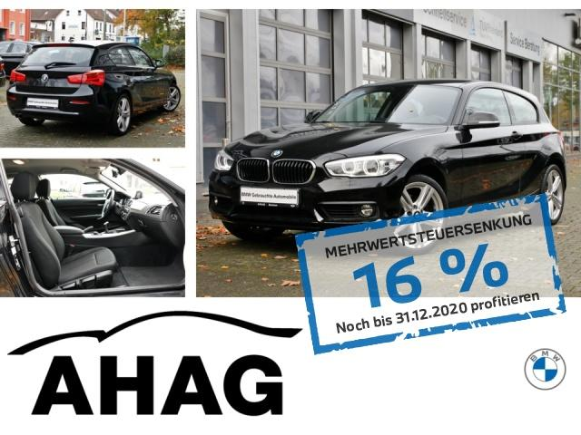 BMW 120i Advantage Klimaaut. LM PDC Servotronic, Jahr 2017, Benzin