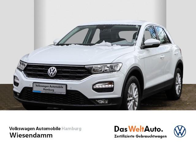 Volkswagen T-Roc 1.0 TSI LM Klimaautomatik Sitzhzg vorn App-Connect PDC, Jahr 2018, Benzin
