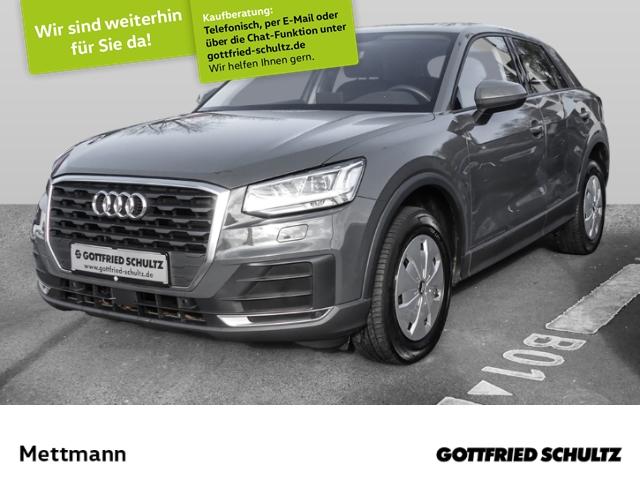 Audi Q2 1.0 TSI Klima,PDC,LED,MMI RADIO plus,ZV mit fun, Jahr 2017, Benzin