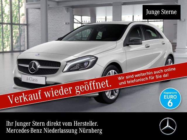 Mercedes-Benz A 220 4M Urban Harman Distr. COMAND LED Kamera PTS, Jahr 2016, Benzin