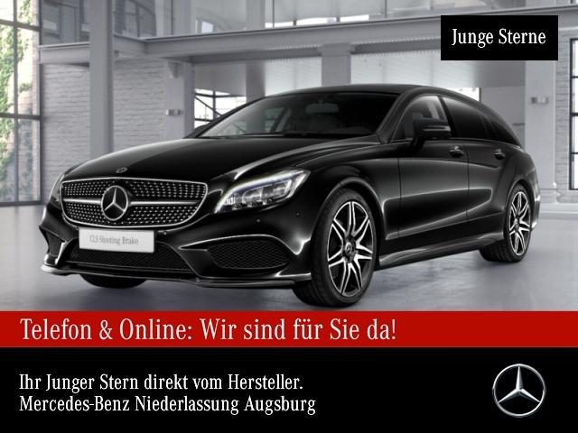Mercedes-Benz CLS 400 SB 4M AMG Exkl-Paket 360° Multibeam, Jahr 2017, Benzin