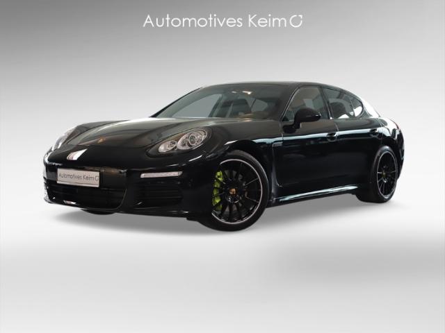 Porsche Panamera S E-Hybrid PCM MEM LED ESHD KAM SH 20ZOLL, Jahr 2015, Hybrid