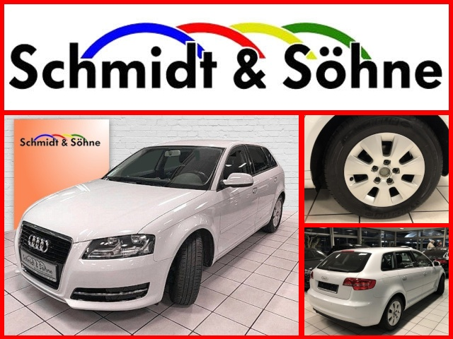 Audi A3 1.6 TDI Tempomat/PDC/Klima Klima, Jahr 2012, diesel