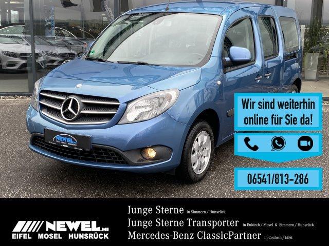 Mercedes-Benz Citan 111 CDI Tourer EXTRALANG *ED.*AHK*TEMP*PTS, Jahr 2015, Diesel