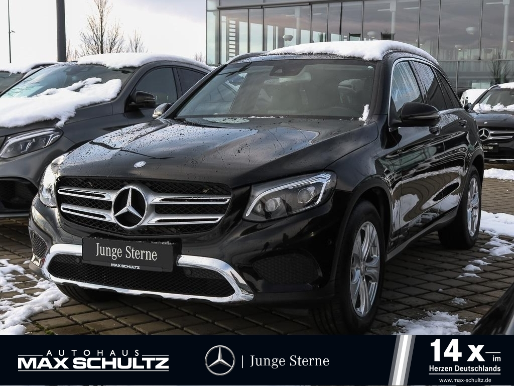 Mercedes-Benz GLC 220 d 4MATIC Exclusive+LED+Navi+PDC, Jahr 2015, diesel