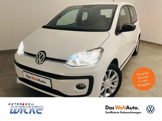 Volkswagen up! 1.0 club up! Klima Bluetooth Sitzhzg., Jahr 2017, Benzin