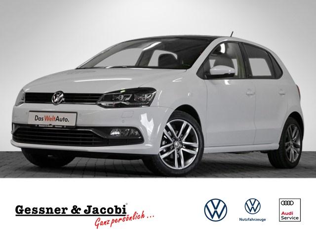 Volkswagen Polo Allstar 1.0 Schiebedach,Navi Bluetooth LED, Jahr 2016, Benzin