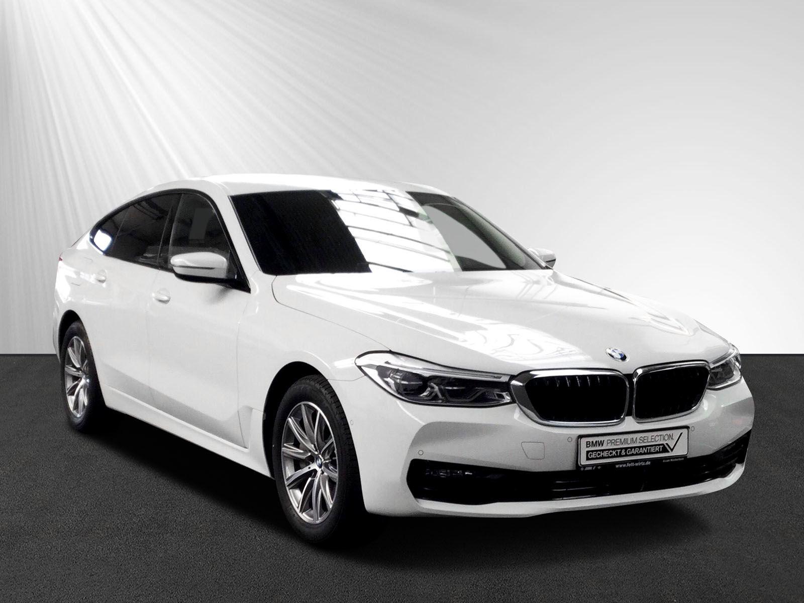 BMW 630 Gran Turismo GT SportLine DA+ HUD Stop&Go HiFi, Jahr 2018, petrol