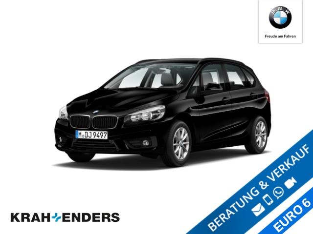 BMW 216 Active Tourer d Advantage+Park-Assistent+SHZ, Jahr 2017, Diesel