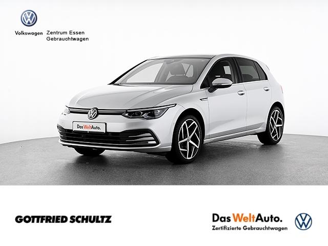 Volkswagen Golf Style 1 5 TSI Pano NaviPro 18 RK ACC, Jahr 2020, Benzin