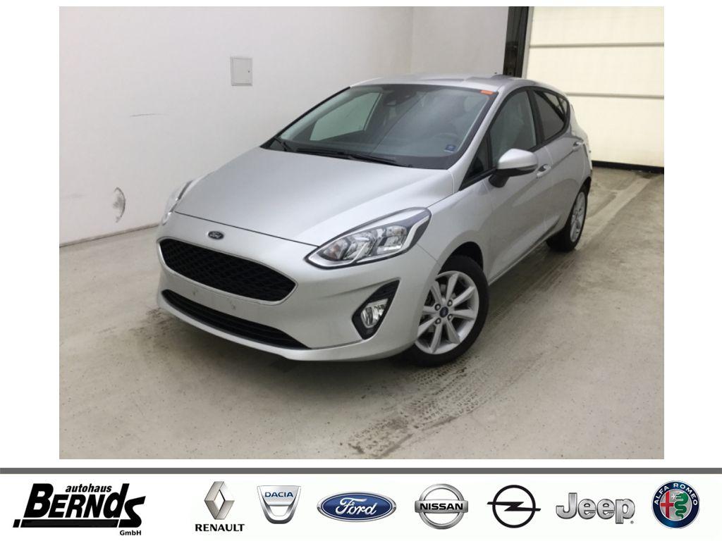 Ford Fiesta 1.0 EcoBoost S&S COOL&CONNECT NAVI KLIMA, Jahr 2020, Benzin