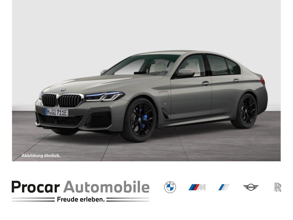 BMW 530e xDrive M Sport HuD Laser DA+ PA+ DAB Innovation, Jahr 2021, Hybrid