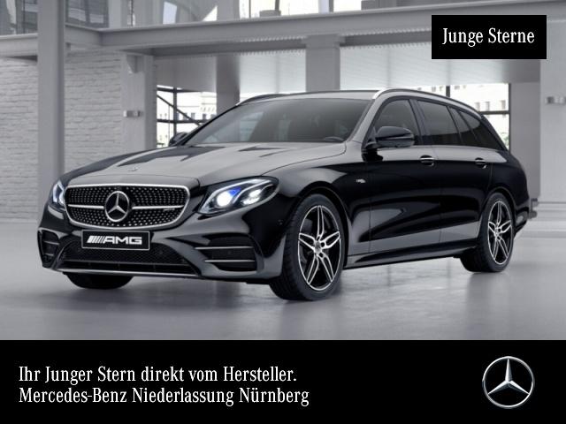 Mercedes-Benz E 53 AMG T 4M+ Fahrass.Wide.COMAND.HuD.Multi.360, Jahr 2018, Benzin