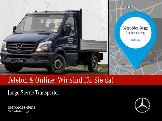 Mercedes-Benz Sprinter 313 CDI Pritsche Kompakt BAS 3-Sitzer, Jahr 2015, Diesel