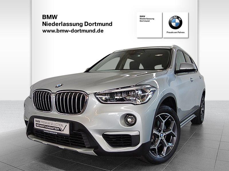 BMW X1 sDrive18i xLine, Jahr 2019, Benzin