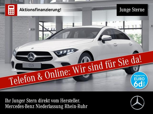Mercedes-Benz CLS 300 d Cp. WideScreen LED AHK Kamera Totwinkel, Jahr 2019, Diesel