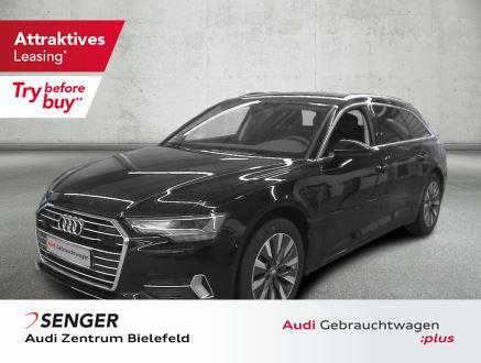Audi A6 Avant Sport 45 TFSI Navi AHK Memory LED VC, Jahr 2019, Benzin