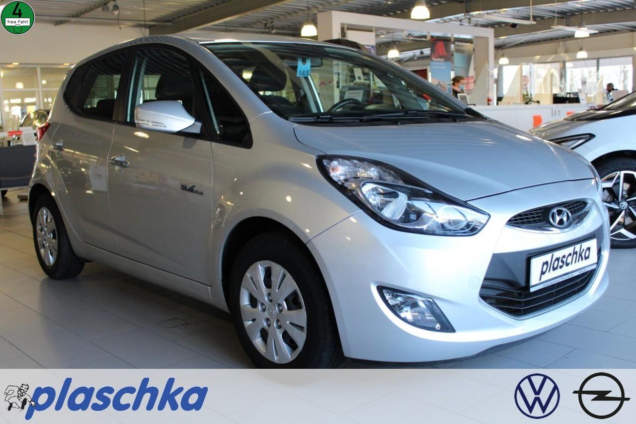 Hyundai ix20 1.6 CRDi Comfort Blue Klima Einparkhilfe, Jahr 2013, Diesel