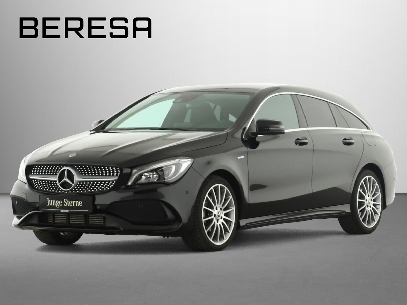 Mercedes-Benz CLA 180 SB UrbanStyle AMG LED Navi PDC, Jahr 2019, Benzin