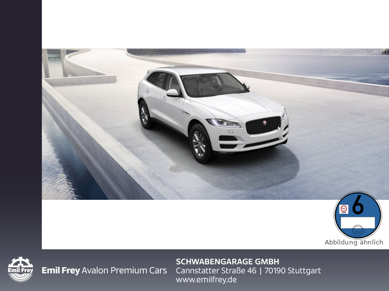 Jaguar F-Pace 20d Aut. Prestige, Jahr 2017, Diesel