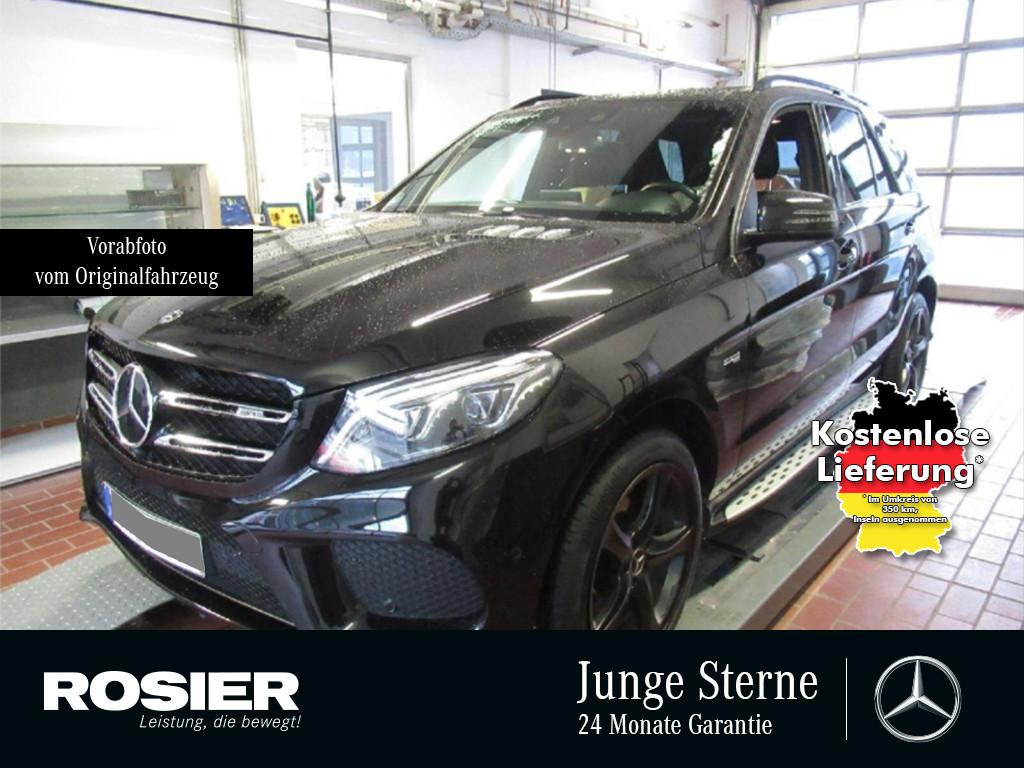 Mercedes-Benz GLE 43 AMG 4M Night Standhz. Abstandstemp. LED P, Jahr 2017, Benzin