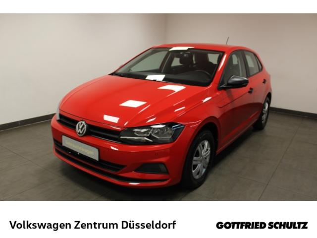 Volkswagen Polo 1.0 Trendline *SHZ*PDC*FSE*, Jahr 2018, Benzin