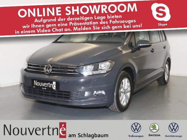 Volkswagen Touran 1.4 TSI Comfortline + Navi + DSG, Jahr 2017, Benzin