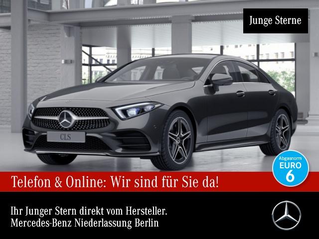 Mercedes-Benz CLS 450 Cp. 4M AMG WideScreen 360° Multibeam EDW, Jahr 2018, Benzin