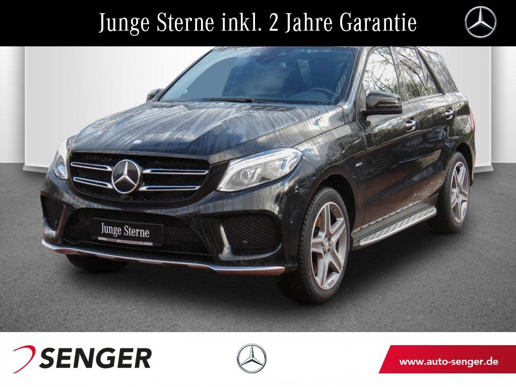 Mercedes-Benz GLE 450 AMG 4M Panorama Comand Distronic LED-ILS, Jahr 2016, Benzin