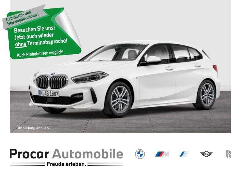 BMW 118i /5 Aut. M Sport HuD LiveCockp. Prof. HiFi, Jahr 2020, Benzin