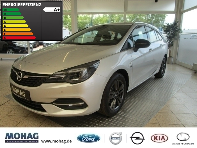 Opel Astra K Sports Tourer 1,5l *Navi-Sitzheizung-LED* -EU6d-T-, Jahr 2020, Diesel