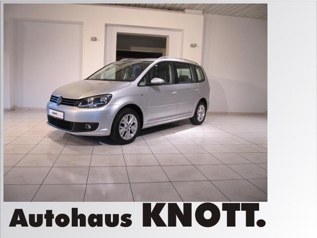 Volkswagen Touran Life KLIMAA. PLA PDC ALU RCD, Jahr 2013, Benzin