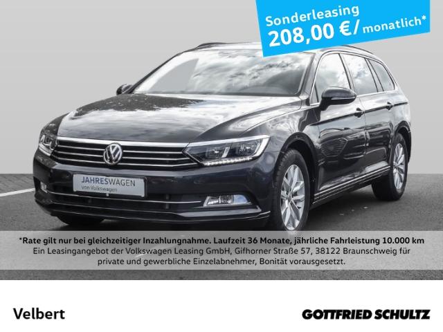 Volkswagen Passat VAR.2.0 TDI+NAVI+LED+GRA+SHZ Comfortline, Jahr 2019, Diesel