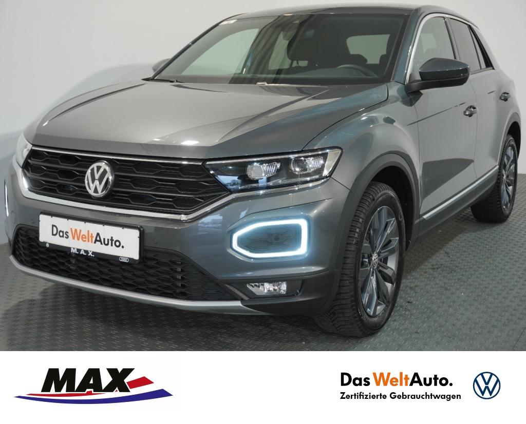 Volkswagen T-Roc 1.5 TSI SPORT 5j GAR LED NAVI ACC, Jahr 2020, Benzin