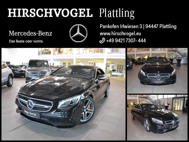 Mercedes-Benz S 63 AMG 4M DRIVERS-PACKAGE+Pano+HUP+DISTRON+TV, Jahr 2016, Benzin
