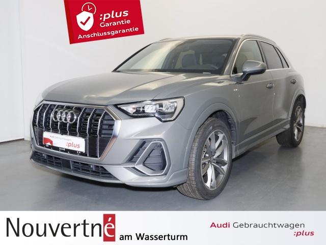 Audi Q3 35 TFSI S-Line NaviPlus DAB, Jahr 2019, Benzin