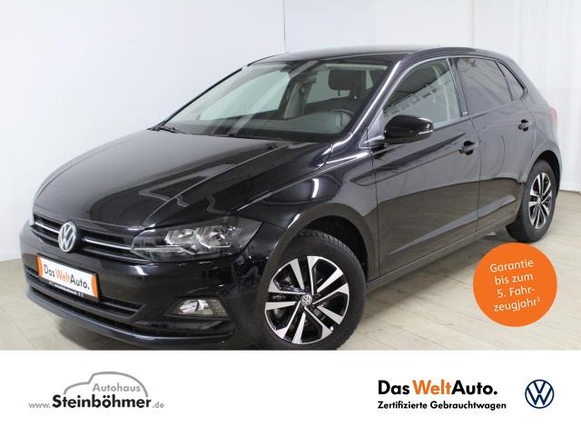 Volkswagen Polo United 1.0TSI Navi ActiveInfo Bluetooth Klima, Jahr 2020, Benzin