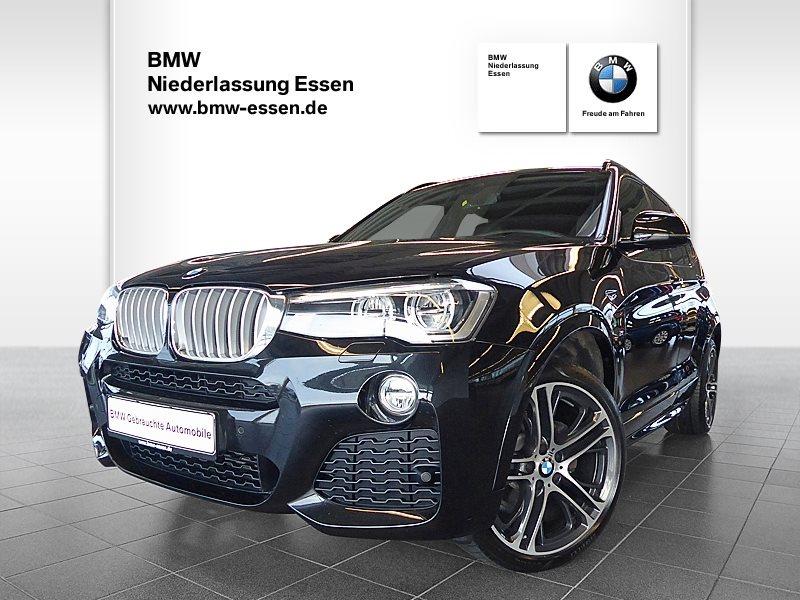 BMW X3 xDrive30d M Sportpaket, Jahr 2017, Diesel