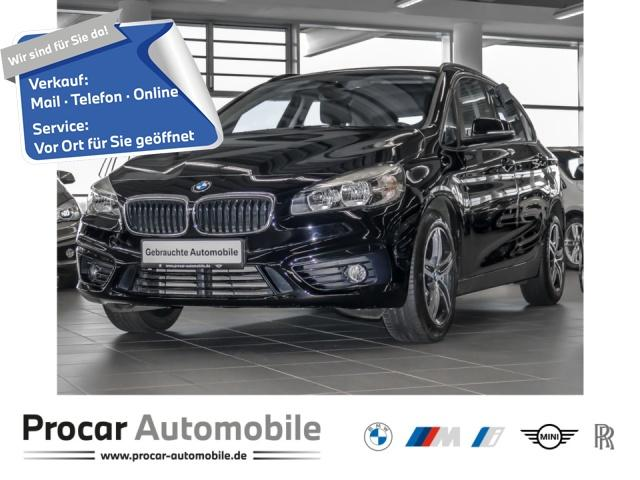 BMW 218 Active Tourer Sport Line Navi Klimaaut. PDC, Jahr 2016, Benzin