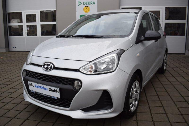 Hyundai i10 1.0 M/T Classic Klima Allwetter, Jahr 2018, Benzin
