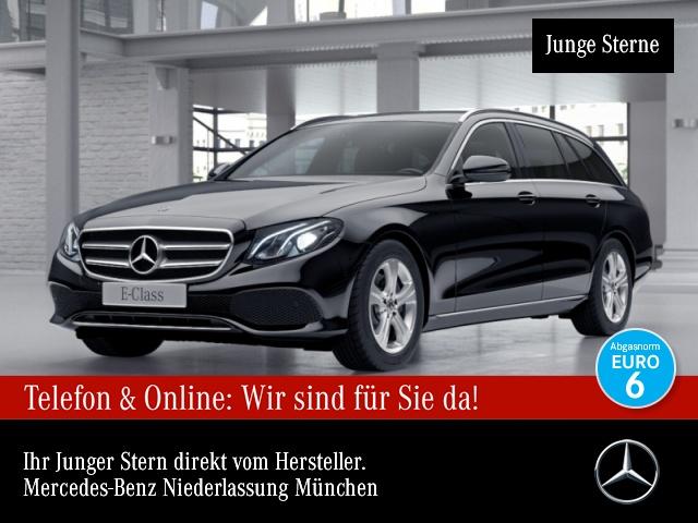 Mercedes-Benz E 220 d T 4M Avantgarde LED Kamera PTS Easy-Pack, Jahr 2017, Diesel