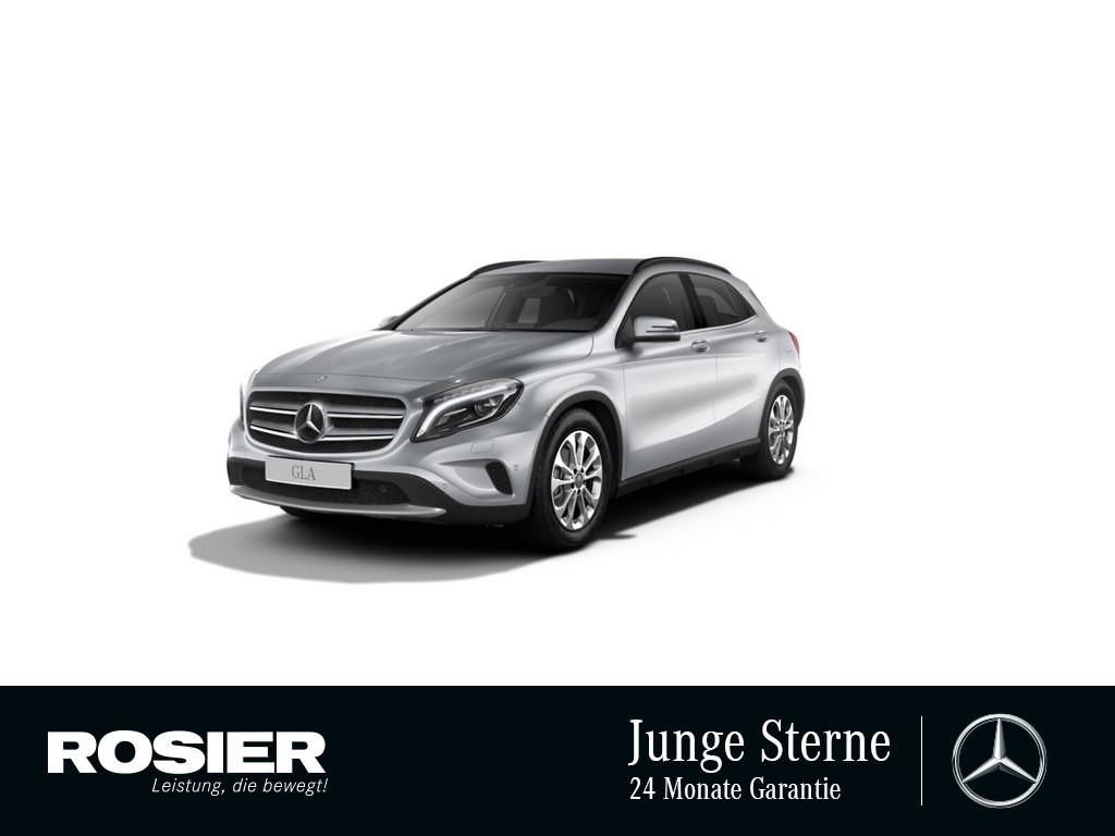Mercedes-Benz GLA 180 d Style, Jahr 2016, Diesel
