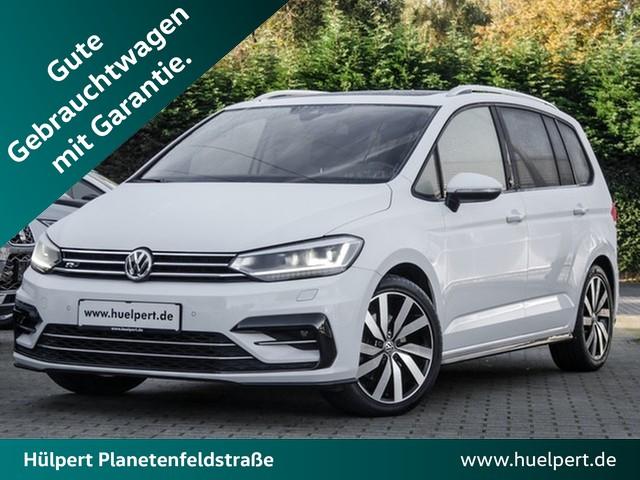Volkswagen Touran 1.4 R-Line Sound DSG LED NAVI AHK PANO, Jahr 2017, Benzin
