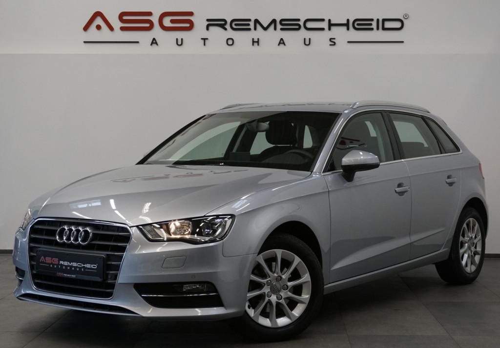 Audi A3 1.2 TFSI Attraction *Navi *PDC *Bluetooth *, Jahr 2014, Benzin